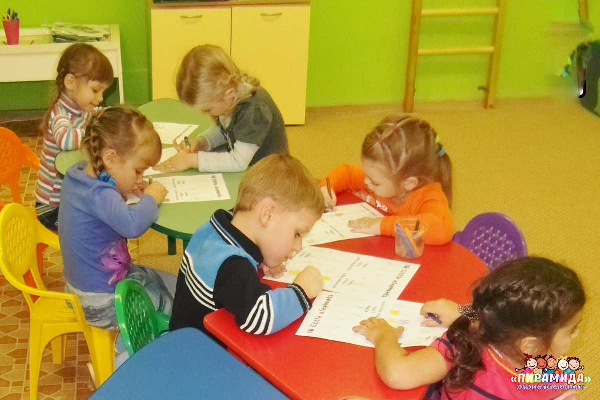 английский дошкольники3